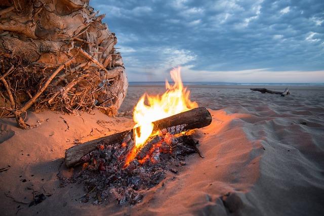 Jak wykorzystać ognisko