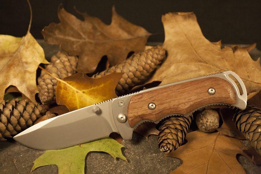 Jaki nóż zabrać w teren