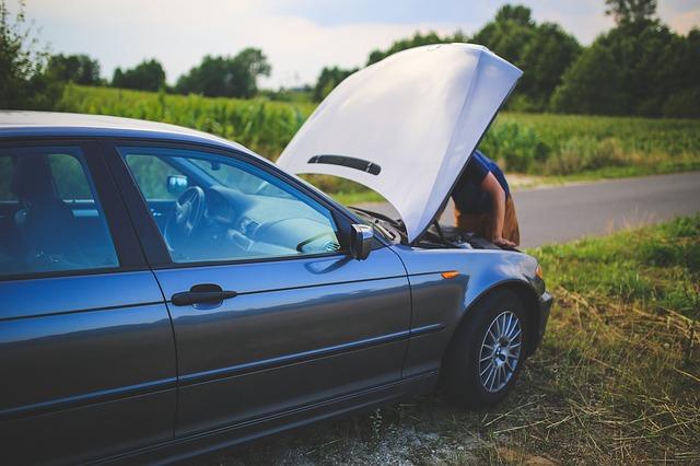 Jak odpalić auto na pych