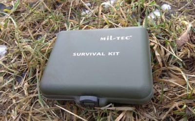 Zestaw survivalowy Mil-Tec – opinie, testy, recenzje