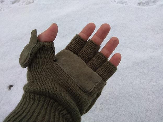 Rękawice z klapką Mil-Tec – opinie, testy, recenzje