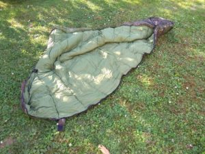 Śpiwór cadet highlander