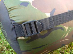 Śpiwór Cadet system kompresujący